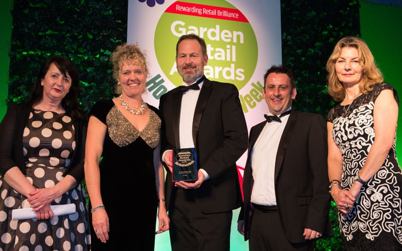 Farplants win Supplier of the Year Award
