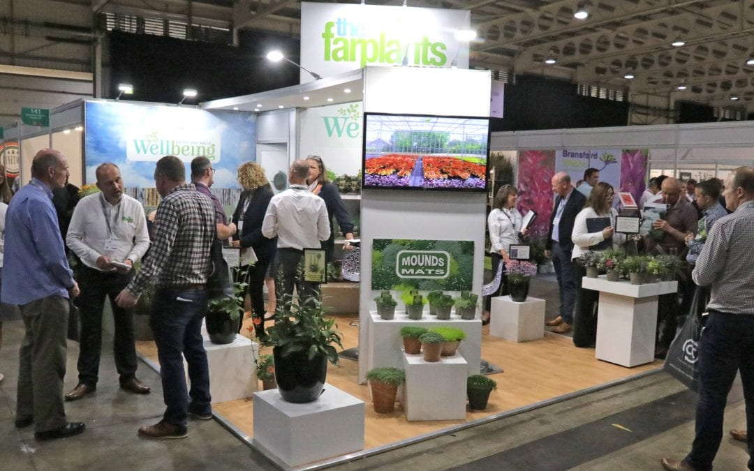 Award winning new plant display from Farplants