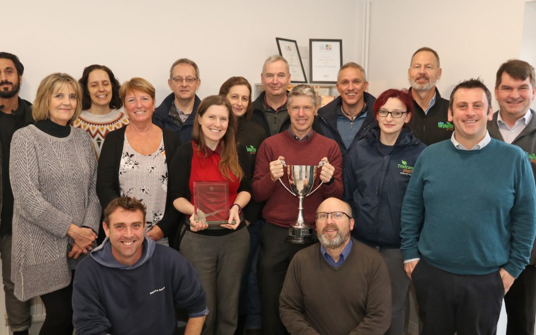 Farplants win GCA Supplier of the Year Award